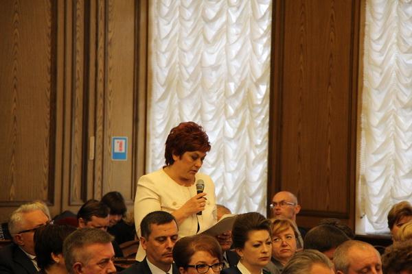 Выступление на заседании четвертой сессии ПпНсРБ шестого созыва, 17 мая 2018 года