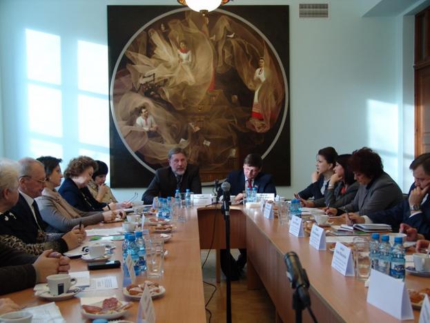 Круглый стол: «Роль национальных художественных школ в развитии современной культуры Беларуси»